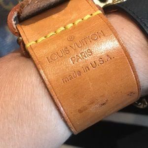 Louis Vuitton strap